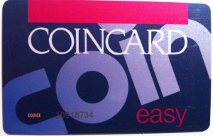 La tanto sudata CoinCard