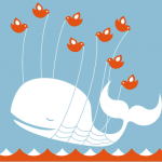 La balena di Twitter