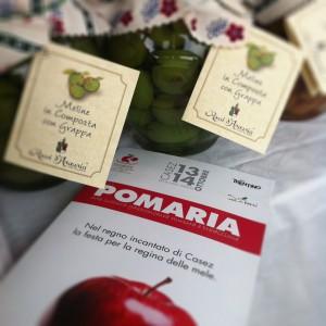 Pomaria: la festa della mela regina della Val di Non