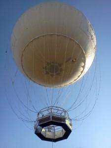 pallone aerostatico torino