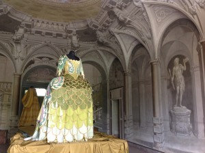 I costumi teatrali della Fondazione Cerratelli a Villa Roncioni