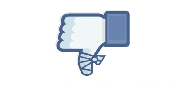 Azioni da non commettere su una pagina facebook