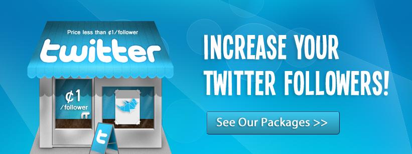 NON comprare follower su Twitter