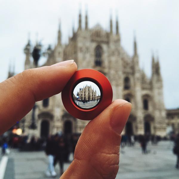 Creare buoni scatti da condividere con Instagram