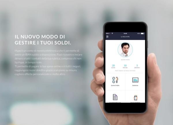 Banca Sella propone un'app per provare la #HypeExperience