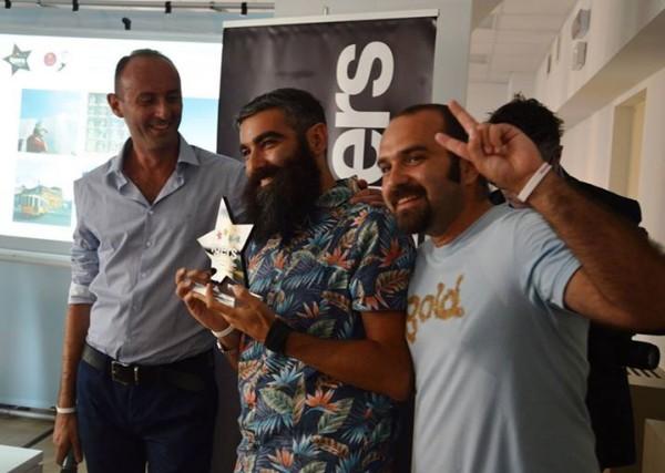 I ringraziamenti di Nicola dopo il premio Igers Awards 2015