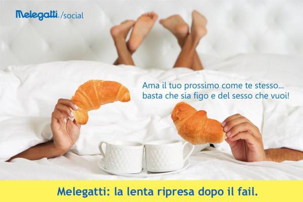 Il fail Melegatti: storia di una rapida caduta e di una lenta ripresa social