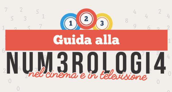 La numerologia nei film e nei telefilm